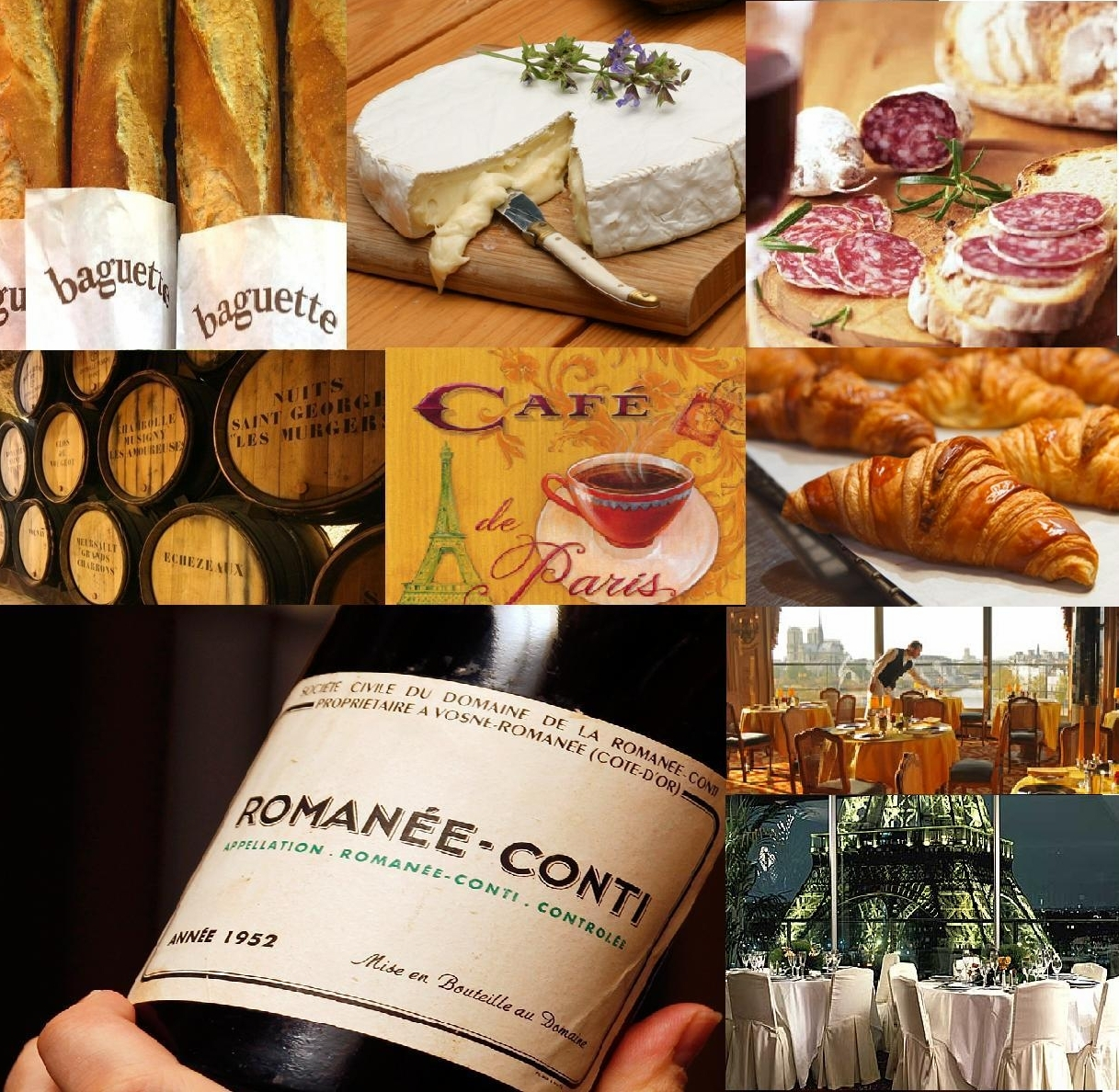 Paris GOODfood+wine  The first ever long form radio show broadcast from Paris in English about French food and wine.  Find us at World Radio Paris. Fund us at Beacon Reader.