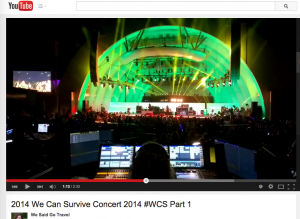 lbbc we can survive concert 2104