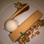 dessert at Raya The Ritz Carlton Laguna Nigel