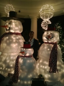 Felix and Frosty Family St Regis Monarch Beach