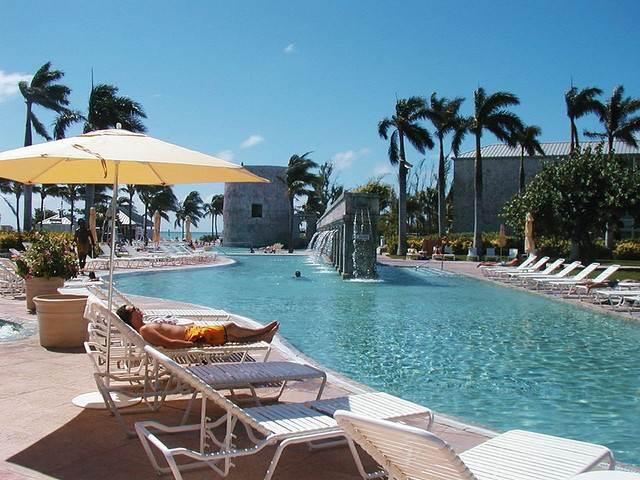 Our Lucaya Beach Resort Pool