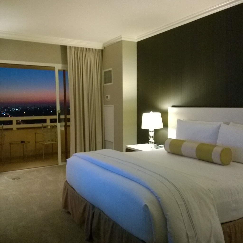 InterContinental Room and Sunset