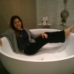 Lisa Ellen Niver Fairmont Miramar Tub Presidential Suite