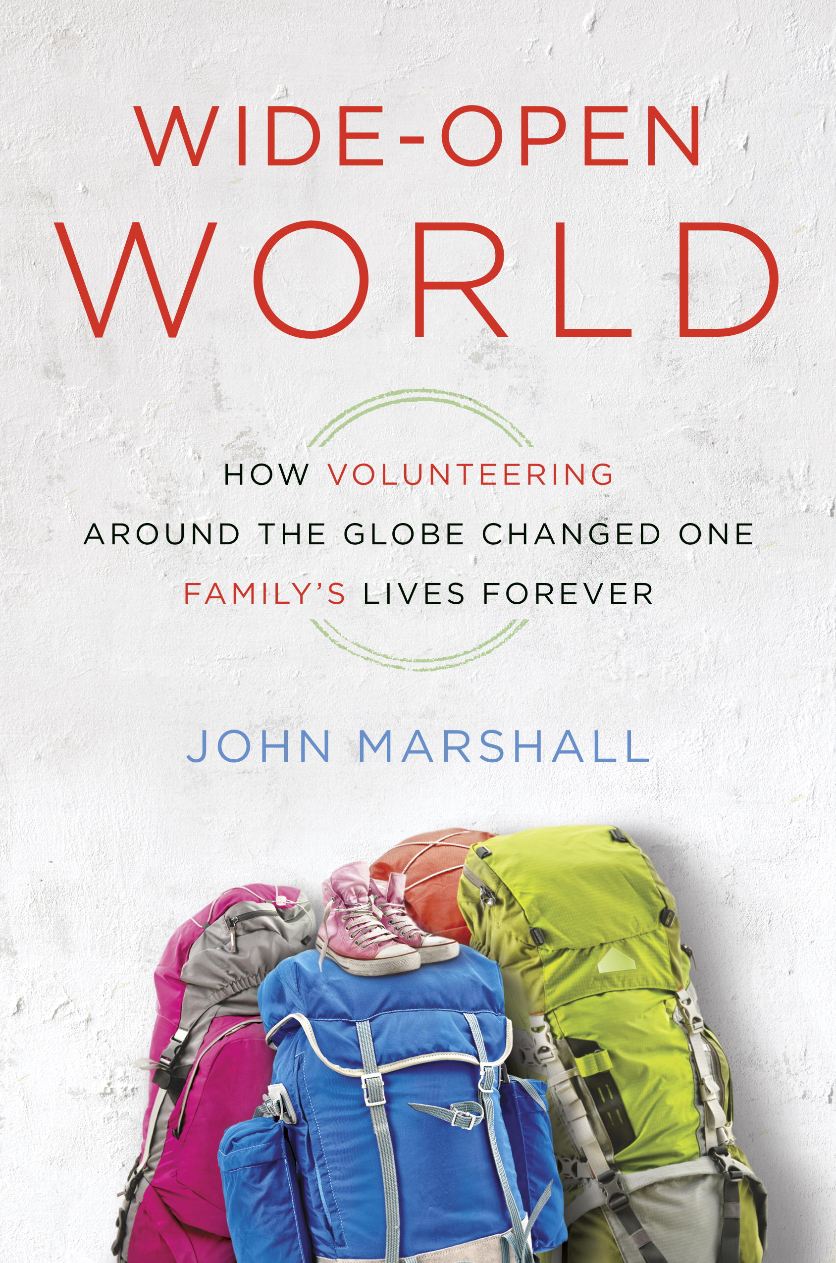 WIDE-OPEN WORLD by John Marshall