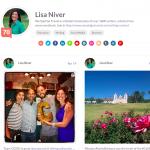 Klout 70 Lisa Niver