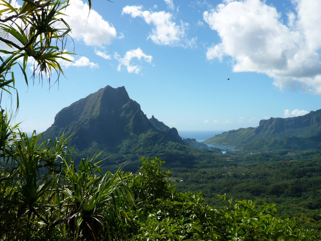 Moorea, French Polynesia Photo by Lisa Niver