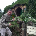 GayWhistler at Hobbiton