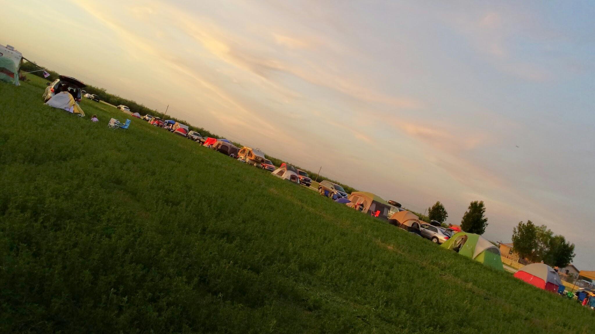 Tents 2014 CWTC