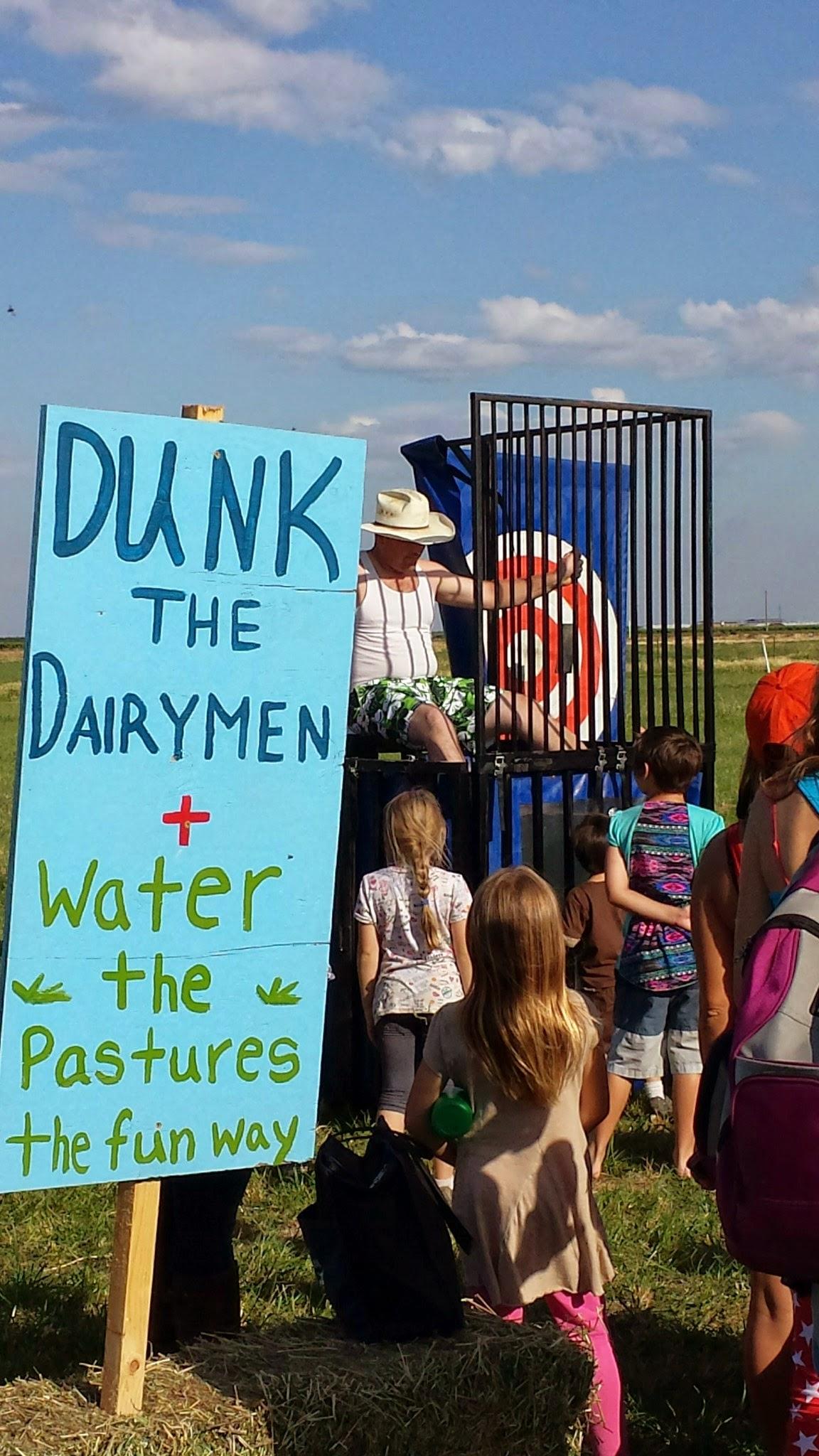 Dunk the Dairymen CWTC