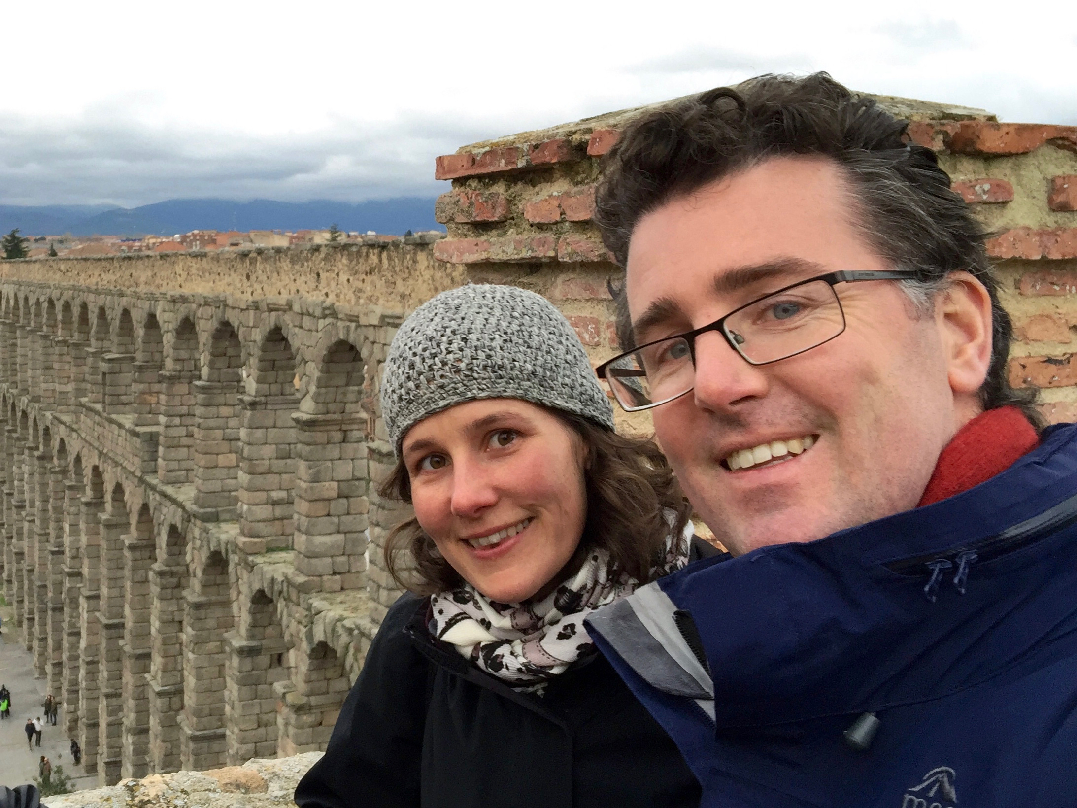 WSGT Travel Influencers: Linda and Craig Martin of Indie Travel Podcast