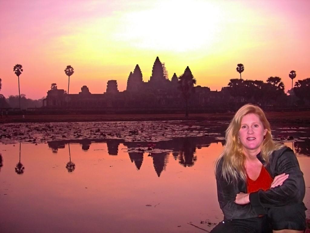 Angkor Wat Cambodia - RTW 4