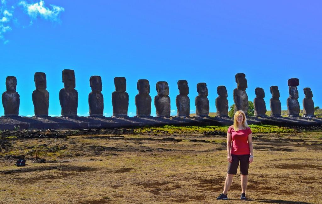 Easter Island - RTW 7