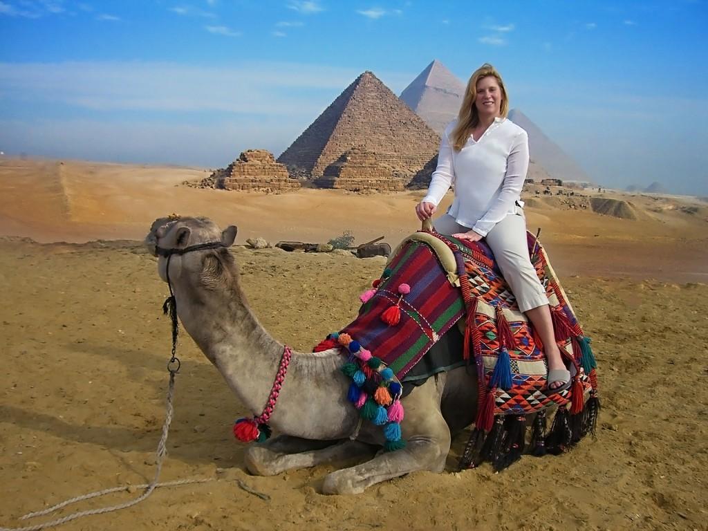 Giza Egypt - RTW 1