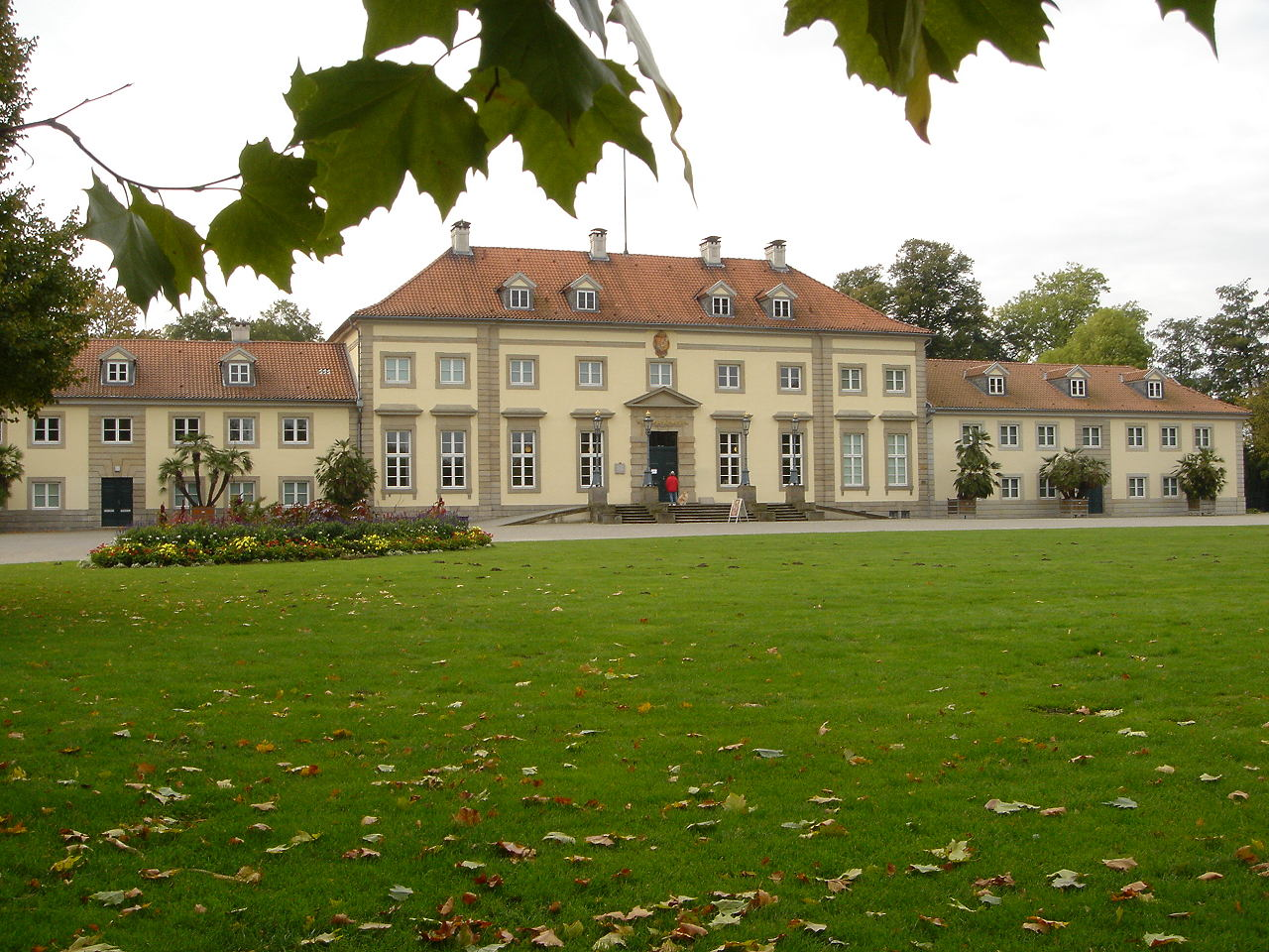 Hannover, Germany:The Wilhelm Busch Museum