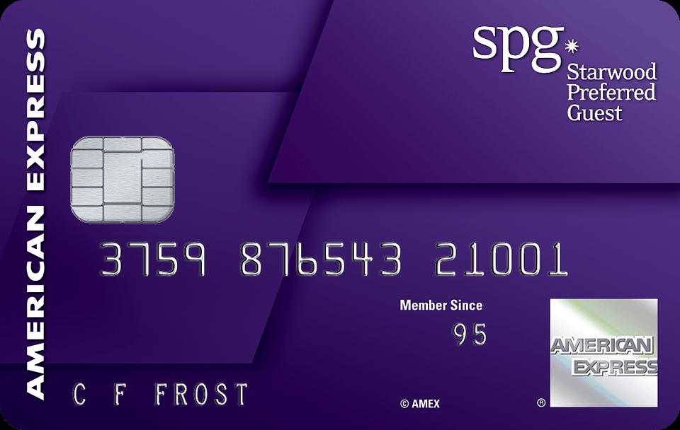 SPGAmex Card Art