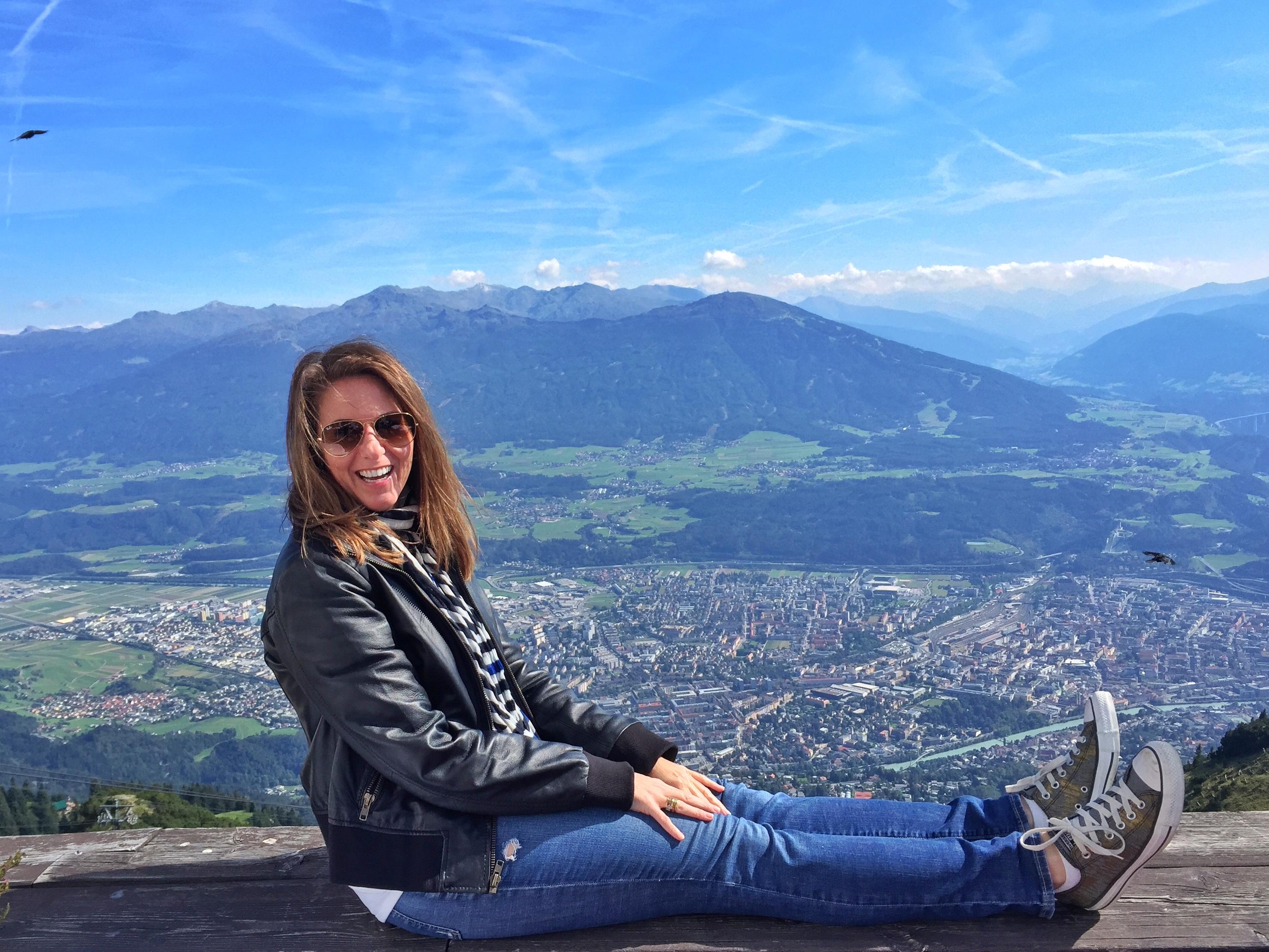 Leah Walker Innsbruck Austria