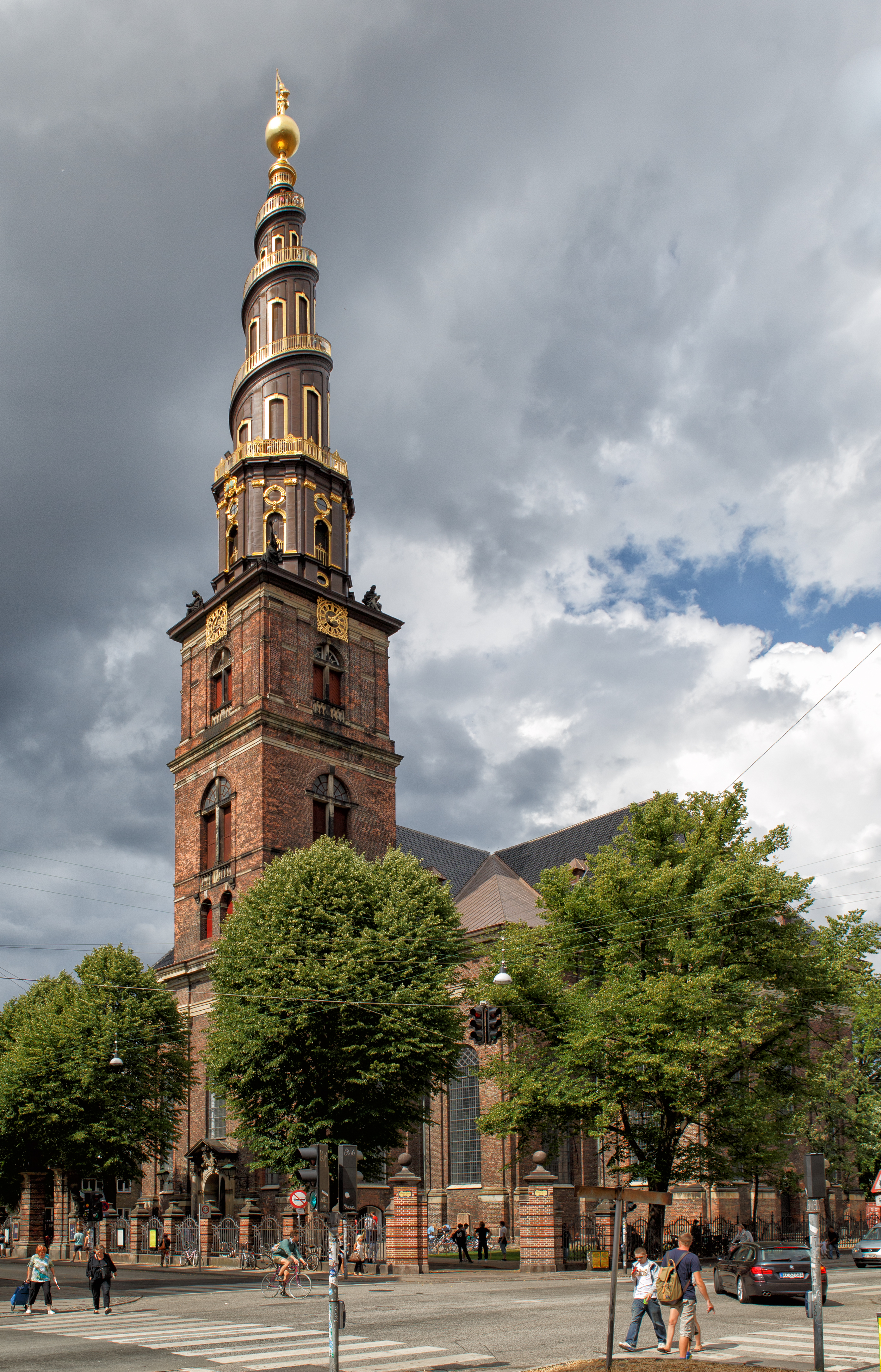 Copenhagen_-_Church_of_Our_Saviour_-_2013