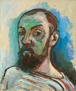 Henri_Matisse_Self-Portrait_in_a_Striped_T-shirt_(1906)