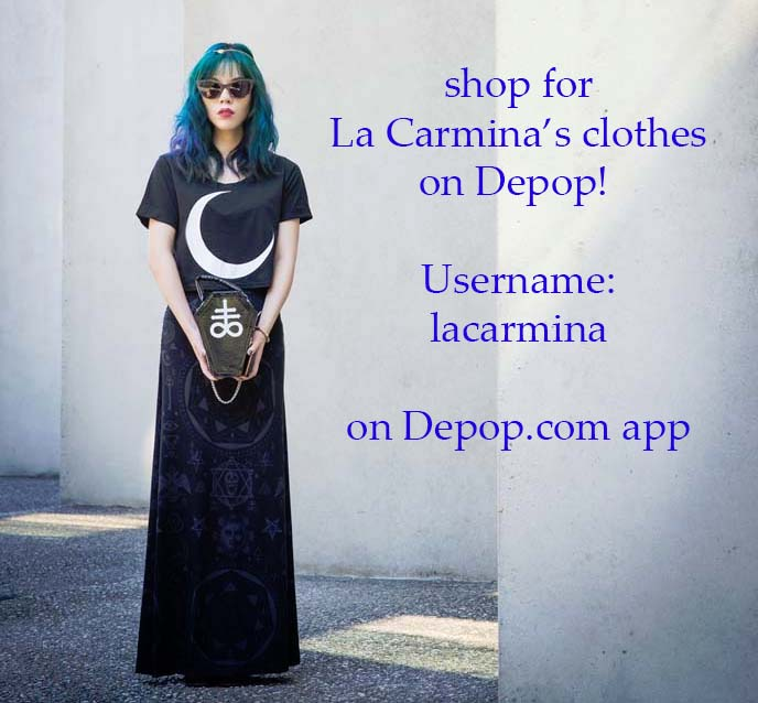 @LaCarmina returns with her Travel Fashion Closet Sale!