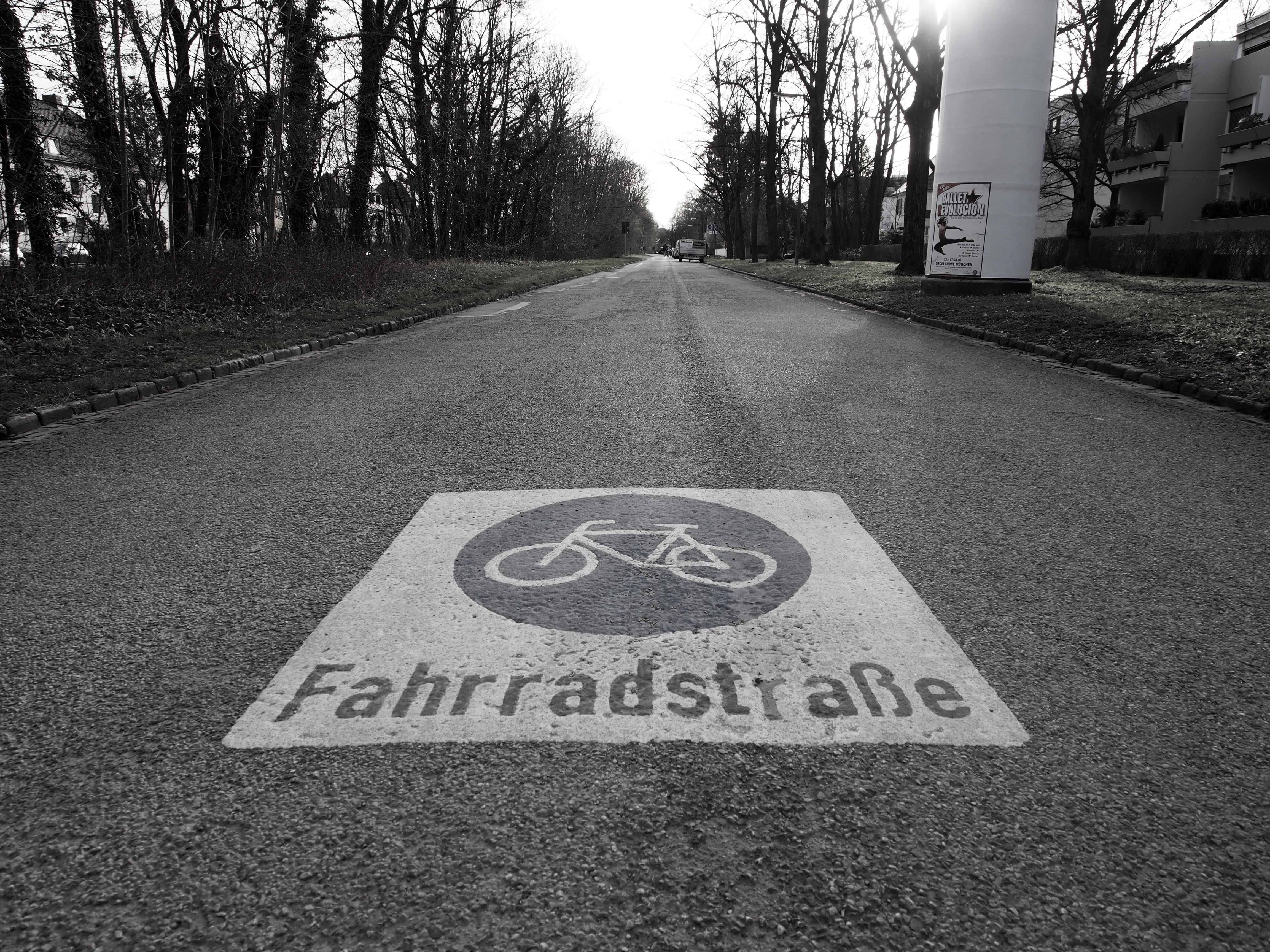 Beware of Bicycles in Munich