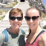 Visiting my daughter in Njegos, Montenegro