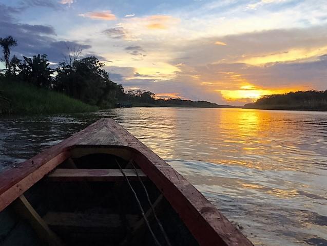 Iquitos Sunset