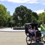 Central Park Pedicab Tours