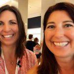 Lisa Niver and Beth Blair at TBEX