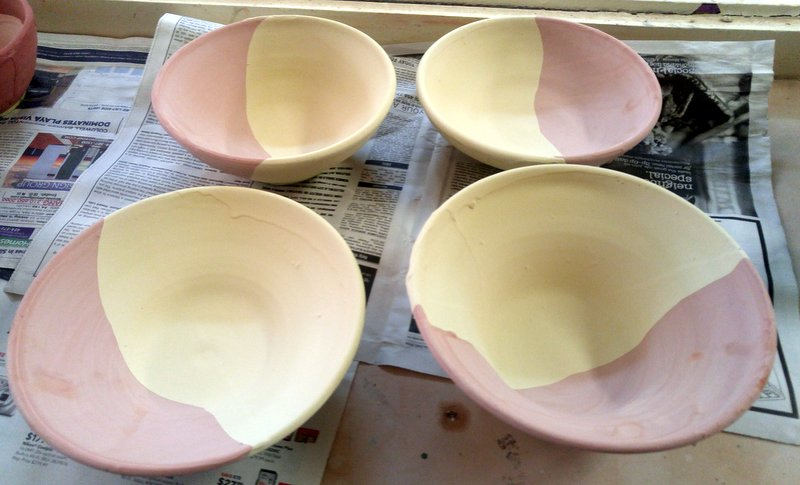 Lisa Niver from We Said Go Travel Ceramic Bowls made in Santa Monica