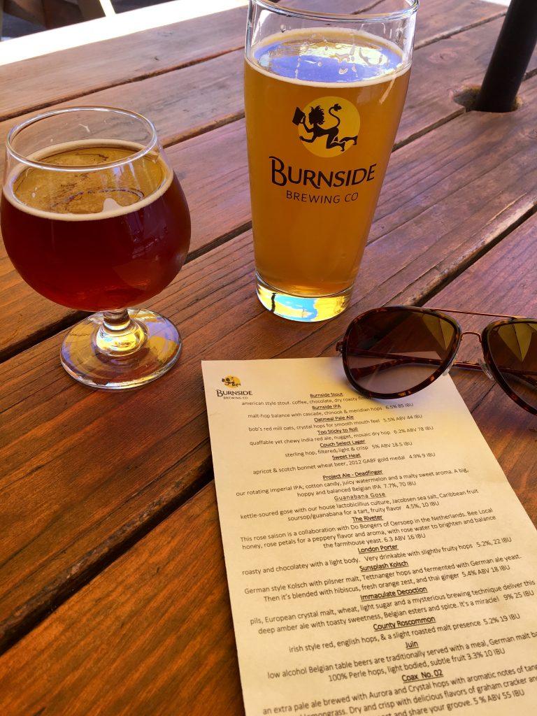 Burnside Brewing Co Portland Oregon