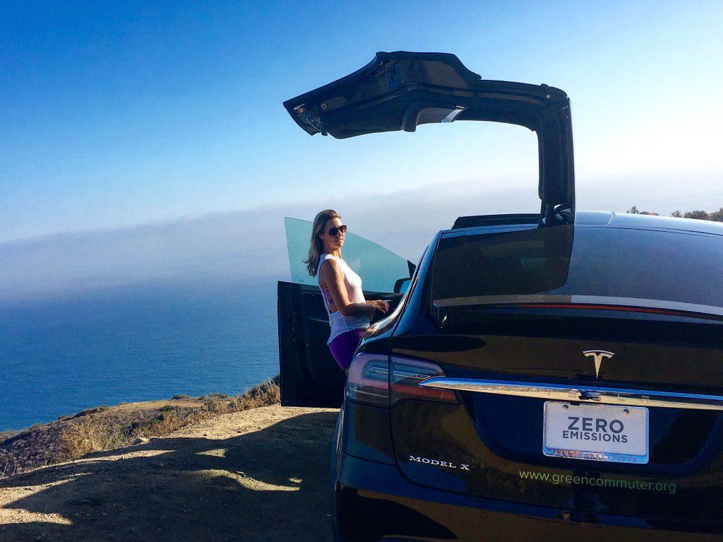 Tesla Green Commuter program Los Angeles