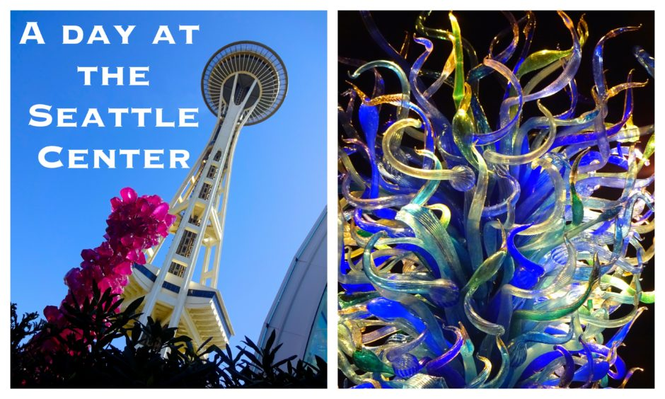 Spend a perfect family-friendly day at the Seattle Center!