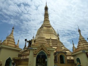 Myanmar: How do you discover the Spirit to travel?