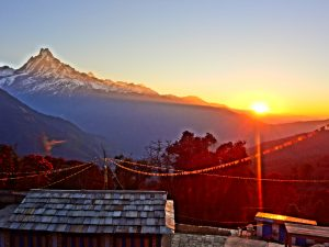 Nepal: How do you discover the Spirit to travel?
