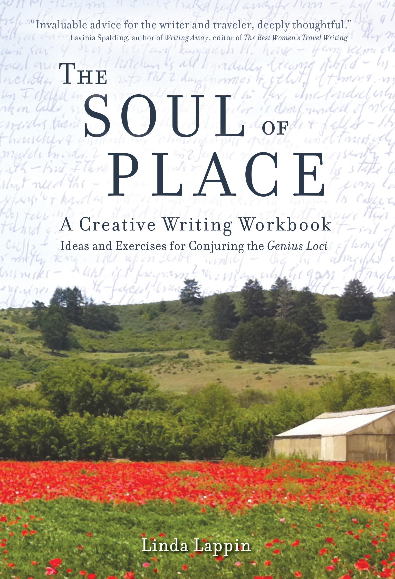 Linda Lappin and The Soul of Place - A Creative Writing Workbook