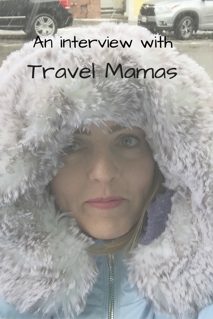 WSGT Travel Influencer: Colleen Lanin of Travel Mamas