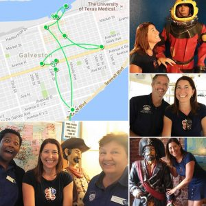 What were my best stops in Historic Galveston Island?