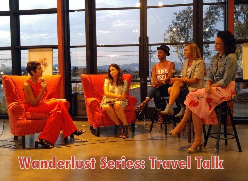 Women, Wanderlust and Travel