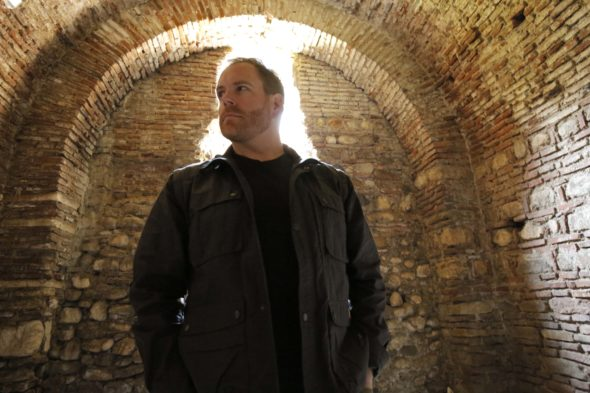 Do You Want to Explore Legendary Locations with Josh Gates?