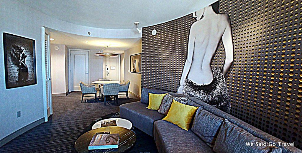 The Cosmopolitan Room