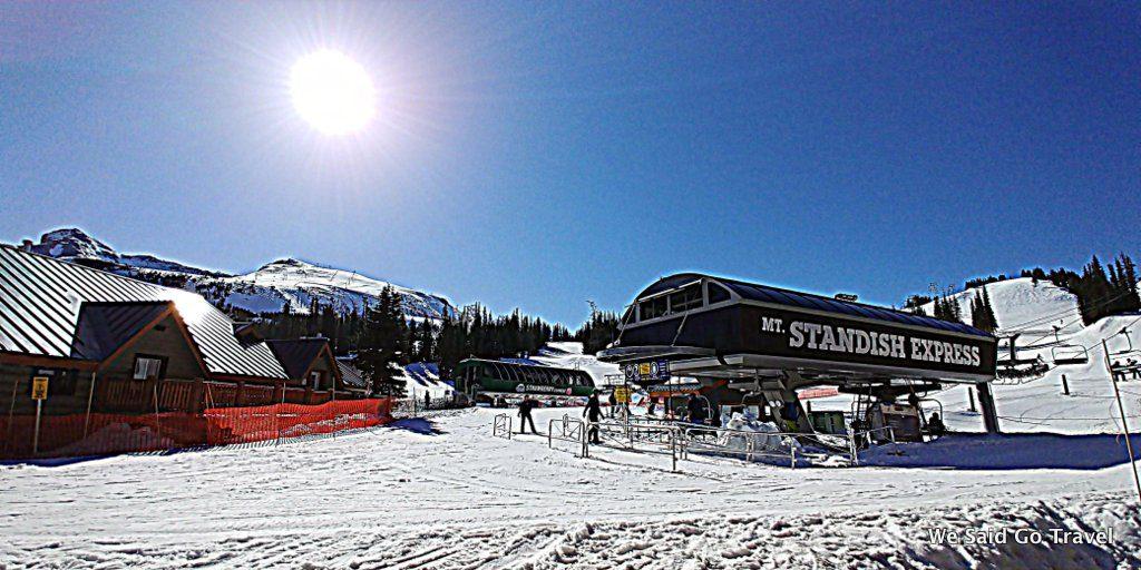 Ski Banff May 2018