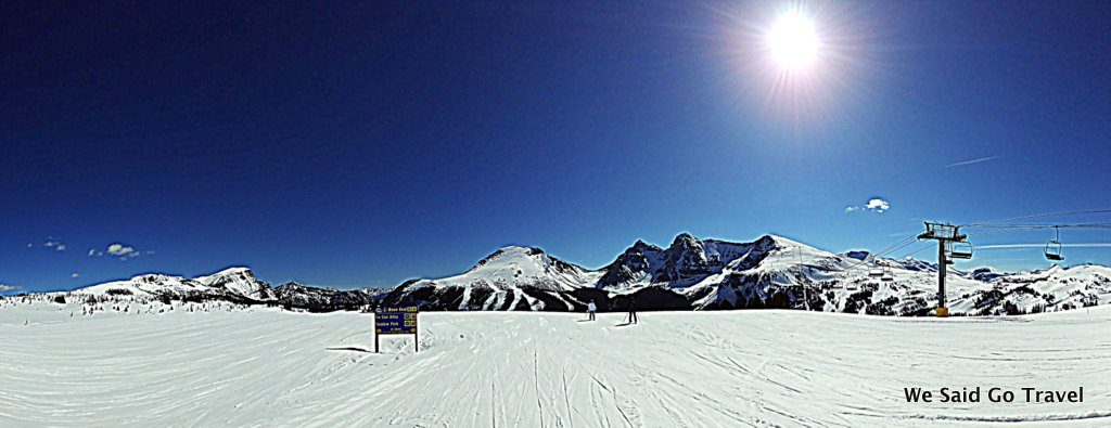 Banff Sunshine Village Photo by Lisa Niver