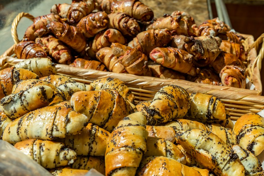Cheskie Bakery has the best Rugelach in Montreal! Photo by Paul Shiro