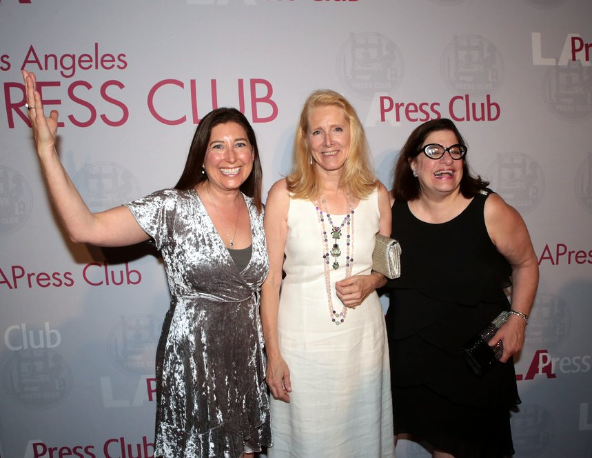 Lisa Niver, Diana, Susan Bejeckian Photo by Gary McCarthy