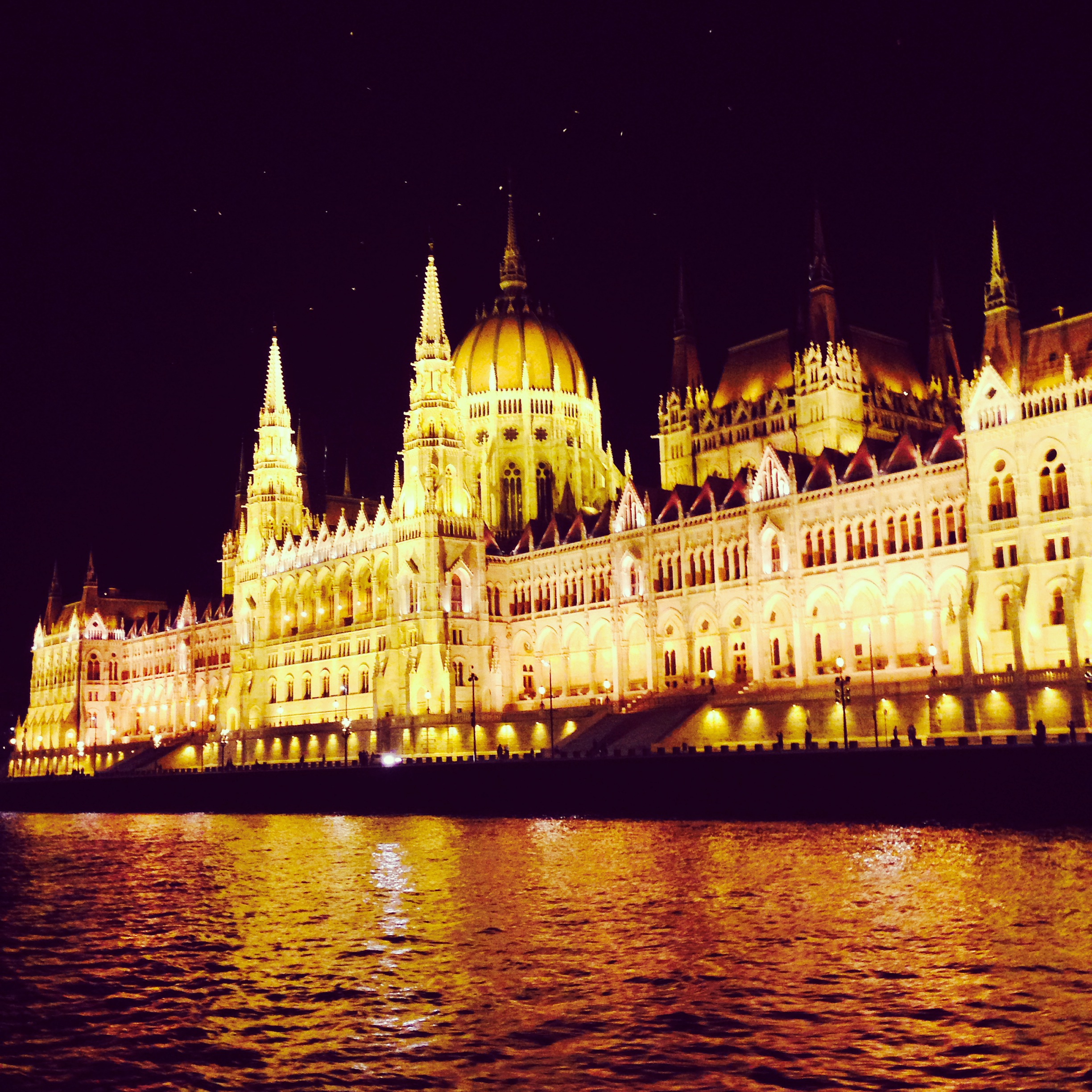 Hungary on the Water