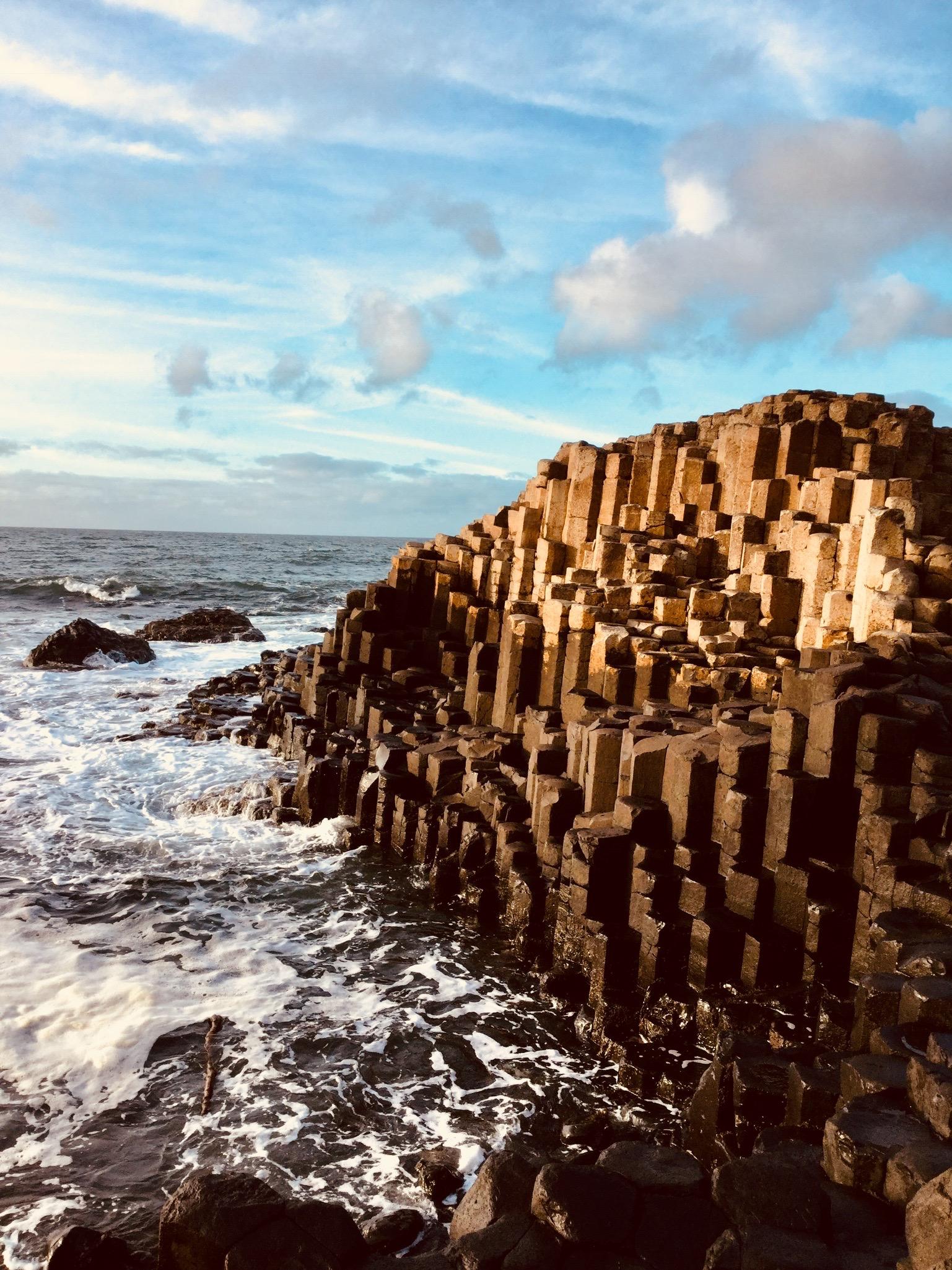 Northern Ireland's Mystical Giant's Causeway