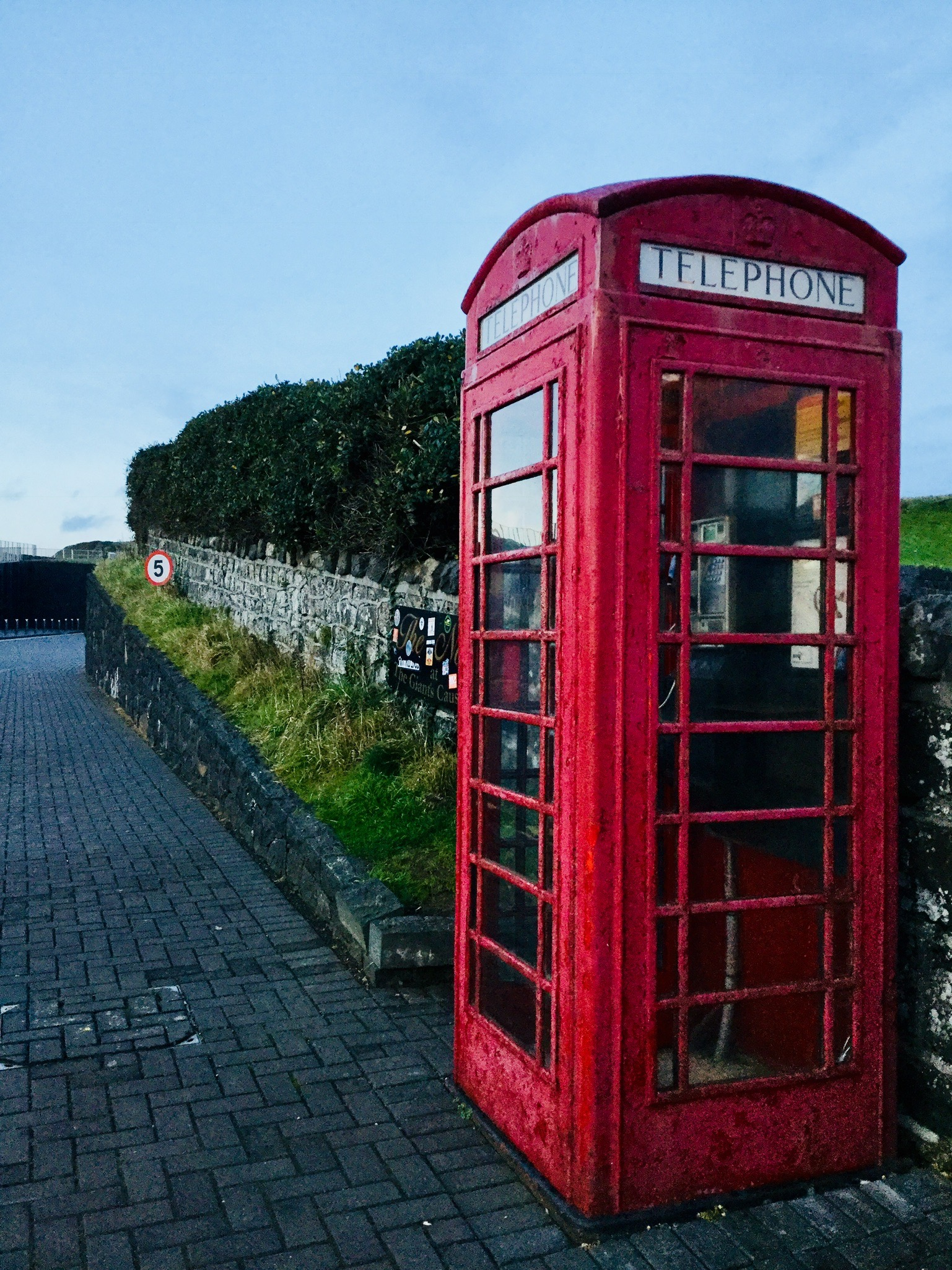 UK's Phone Booth
