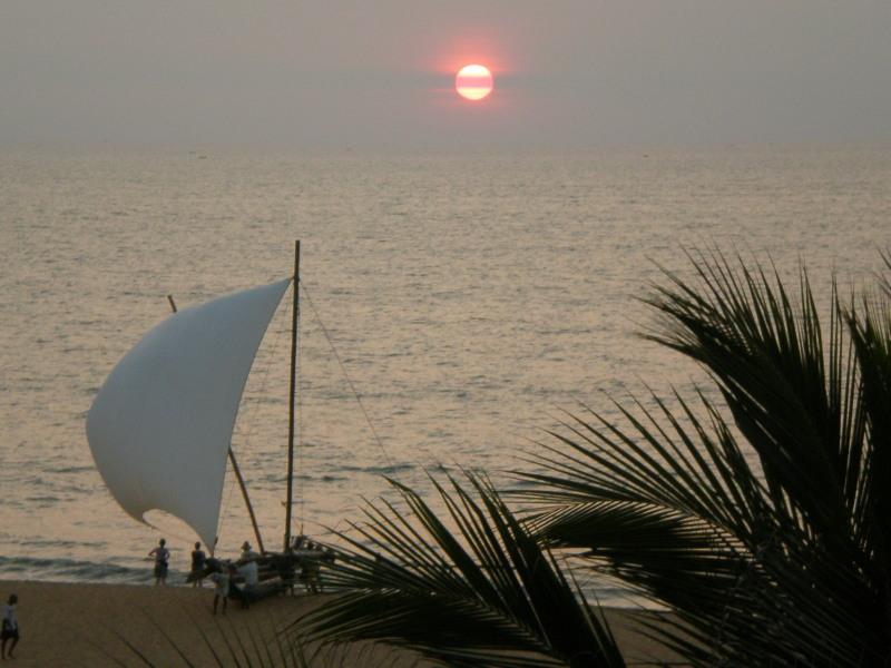 Negambo Beach scene 2018 – Sri Lanka