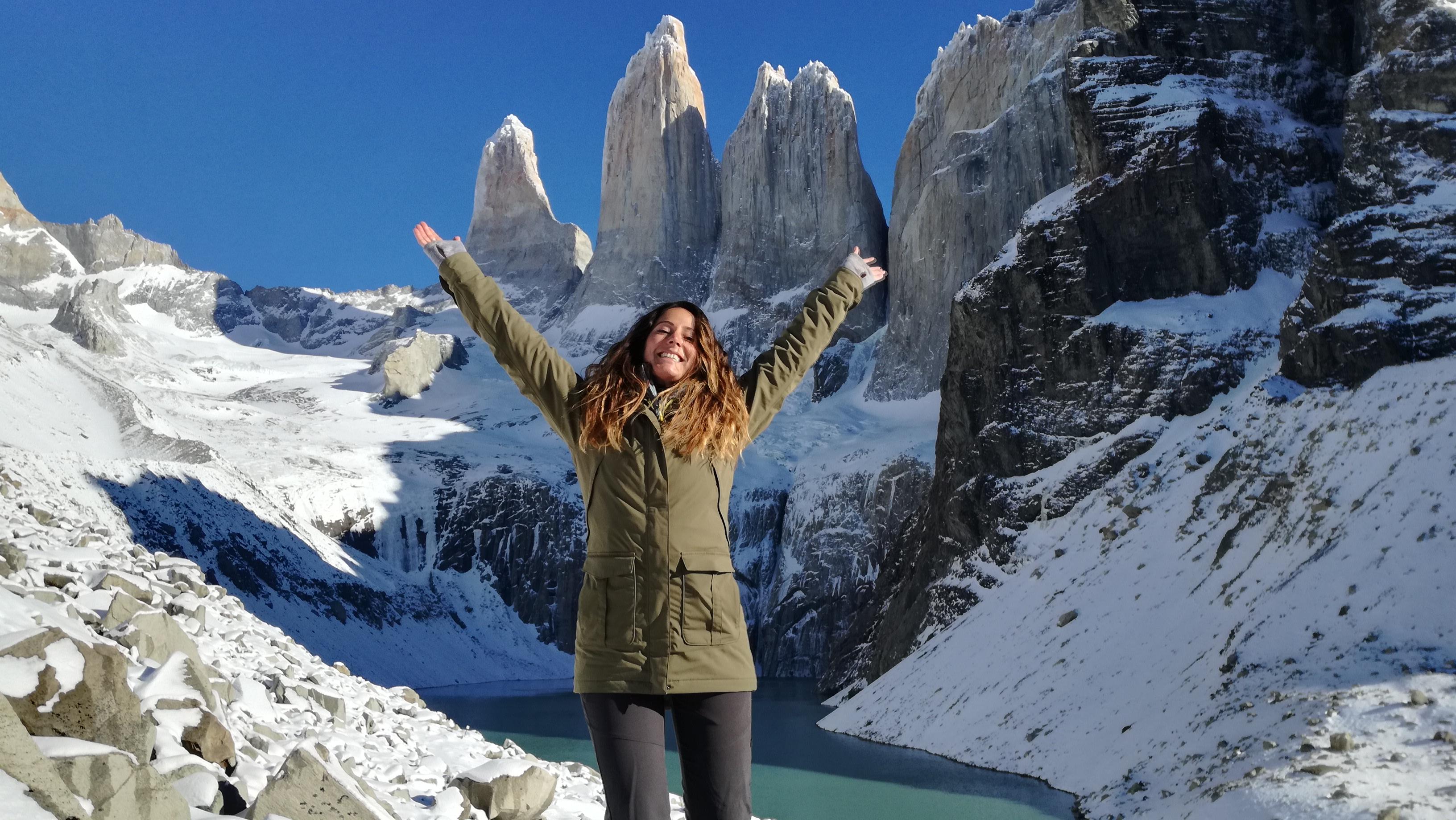 En la Cima de las Torres, Chile