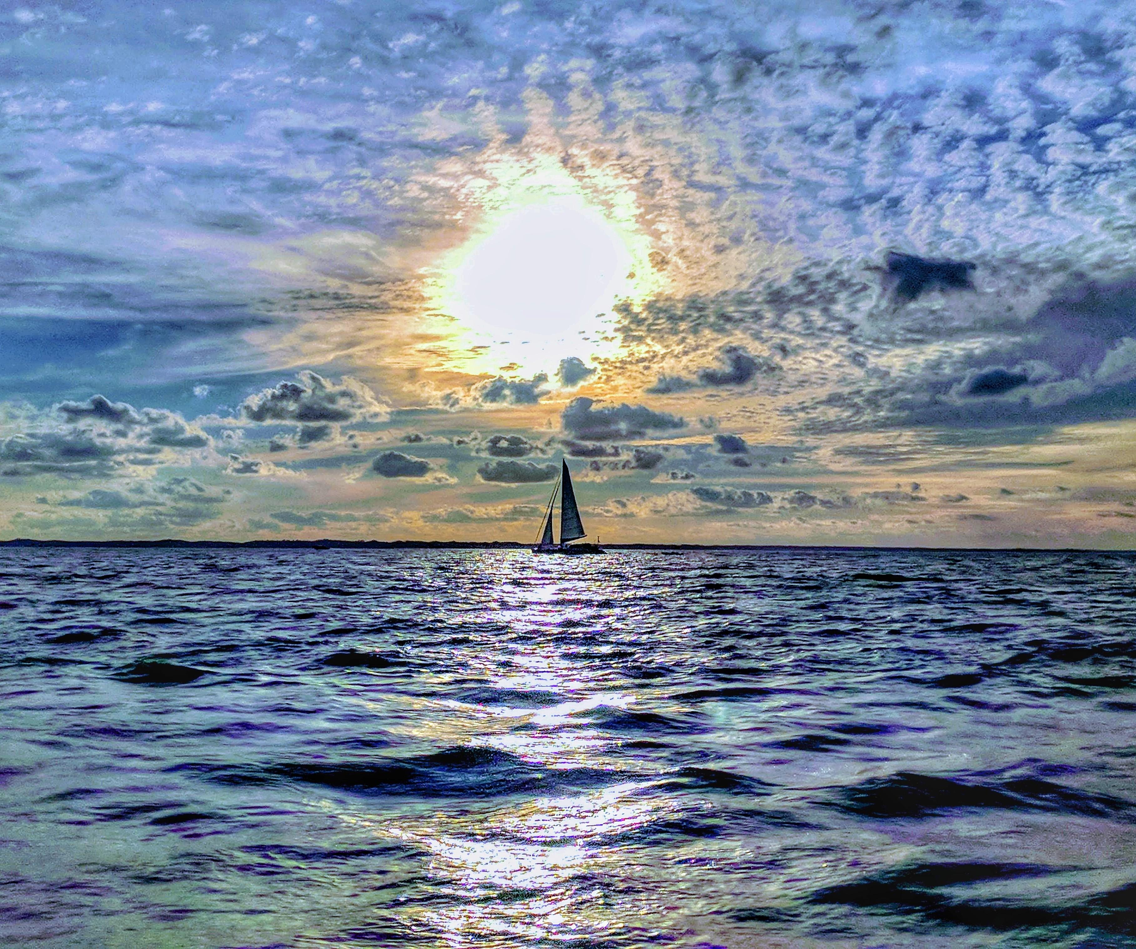 Sailing to Infinity – Bahamas